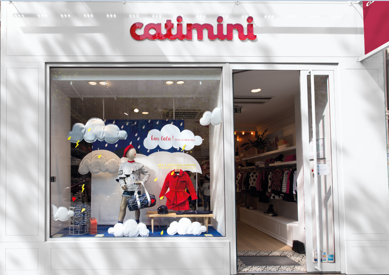 Catimini Multimarques KIDS CAVERN
